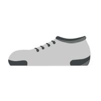 calcados-cinza